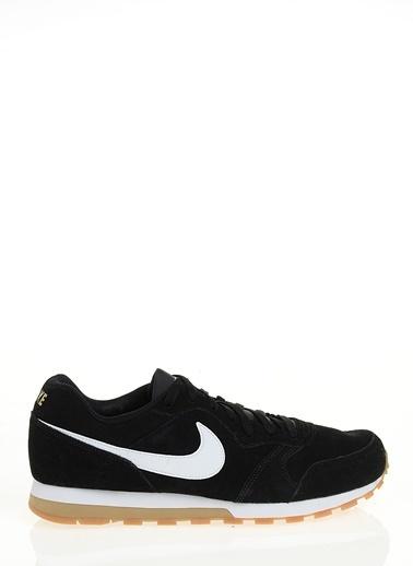 Nike Md Runner 2 Suede Siyah